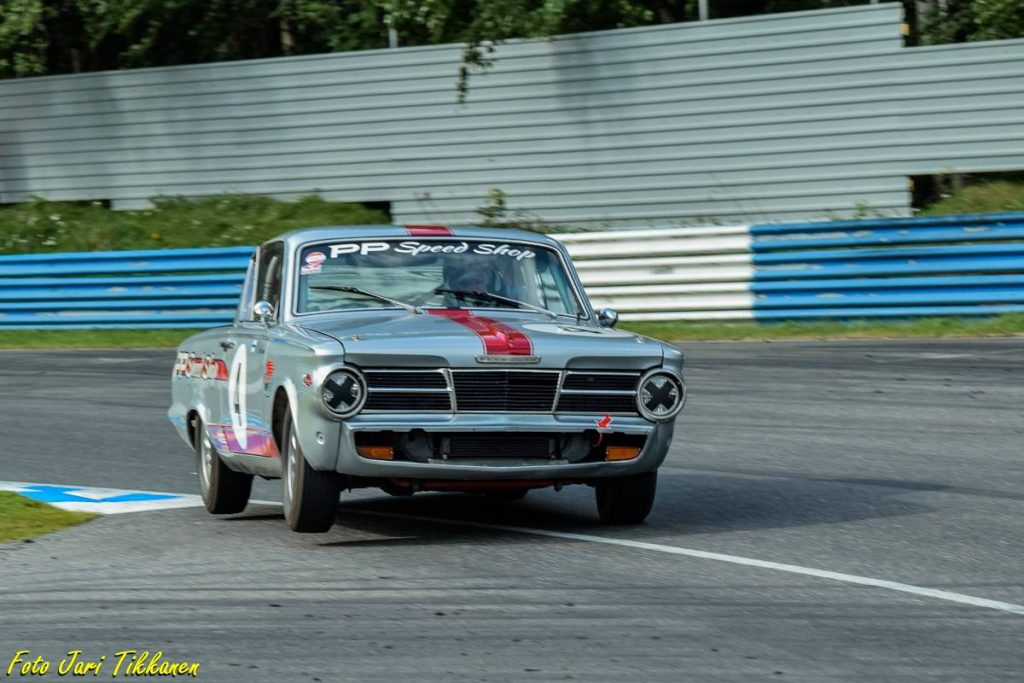 Silverfish Racing - Ahvenisto 2017