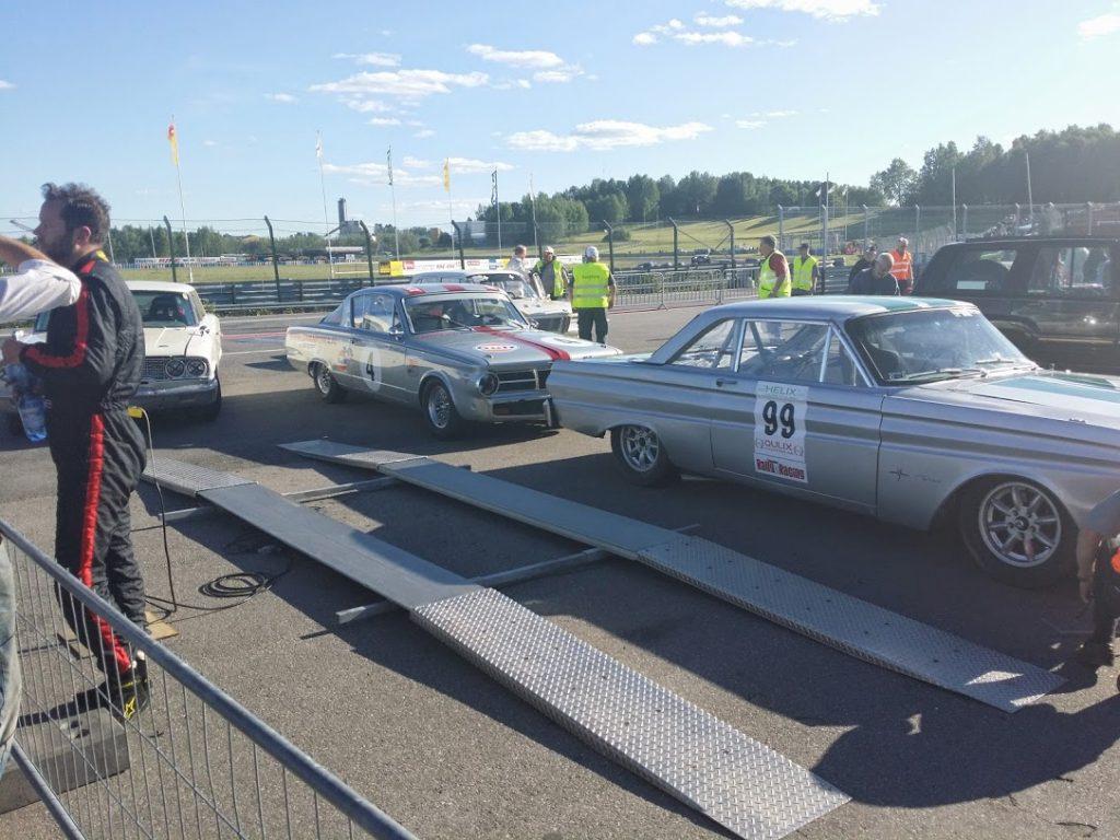 Silverfish Racing - Karlskoga 2014