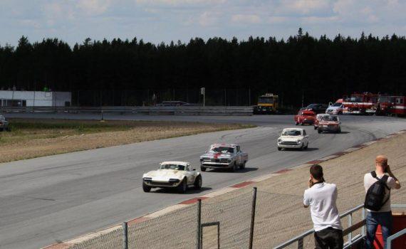 Silverfish Racing - Kemora 2014
